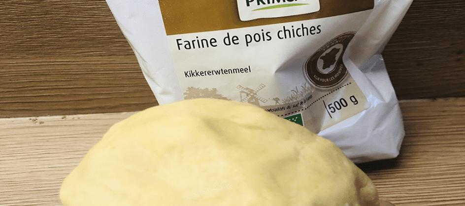 Pâte Brisée sans gluten ni lactose