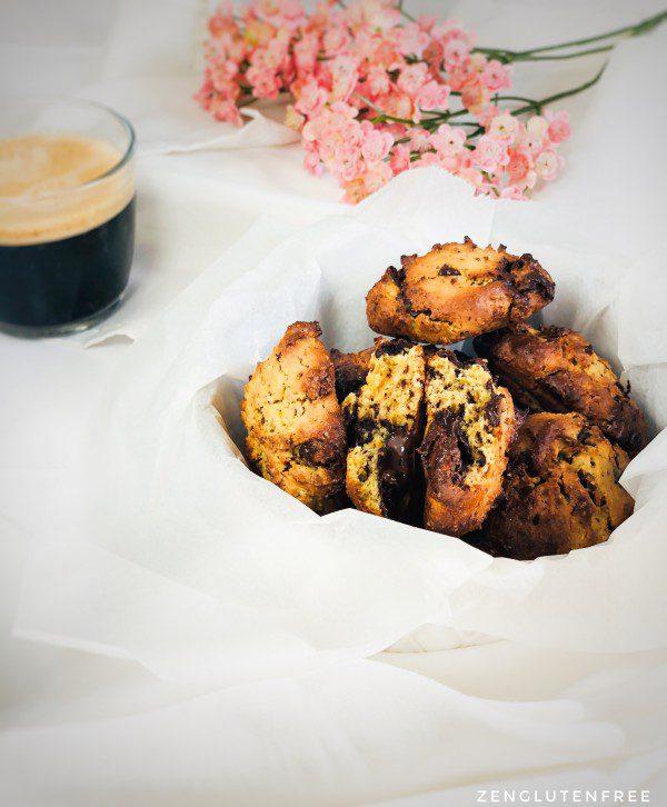 Cookies crousti moelleux sans œufs sans gluten sans lactose