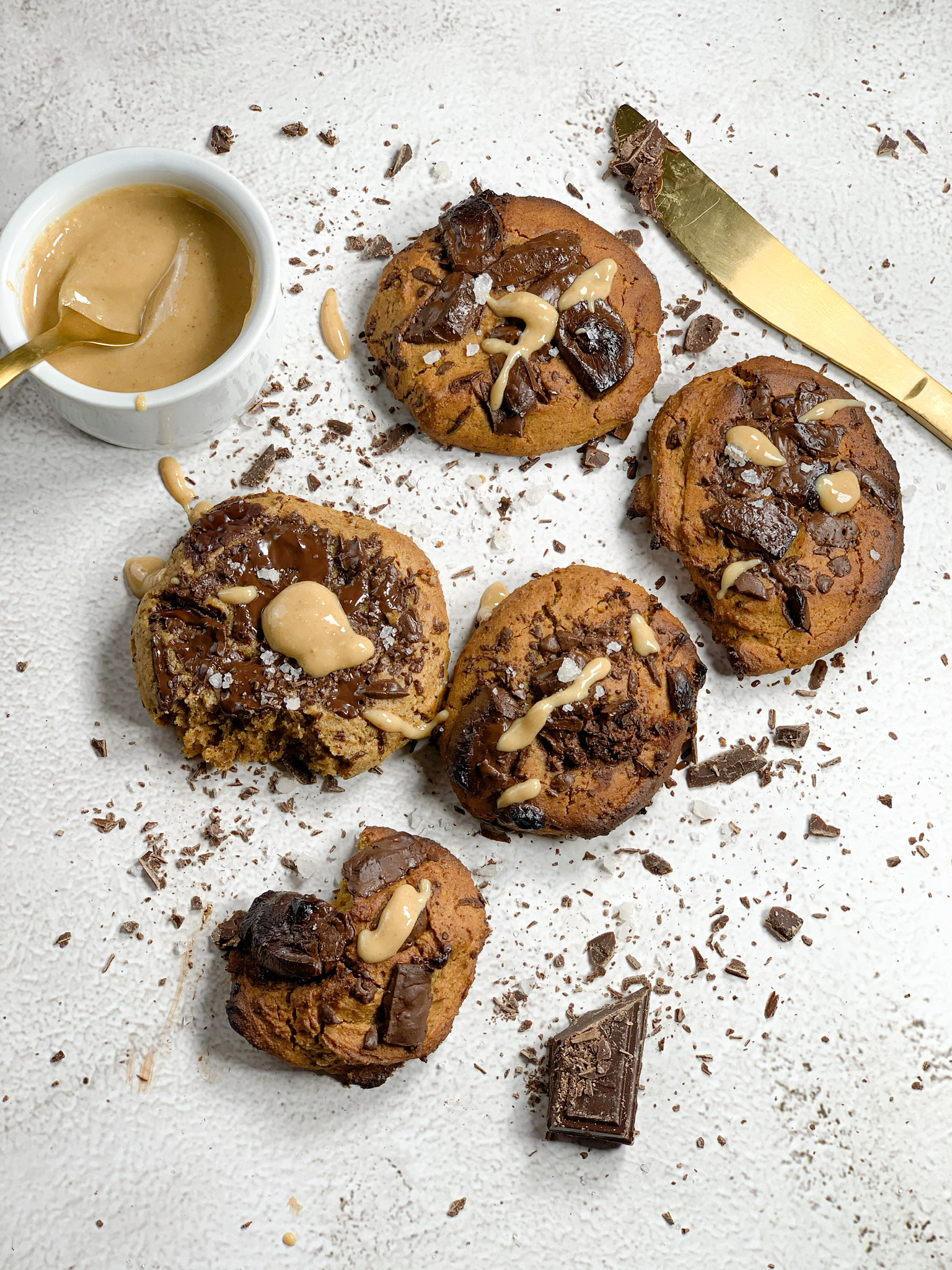 Pumkins cookies sans gluten