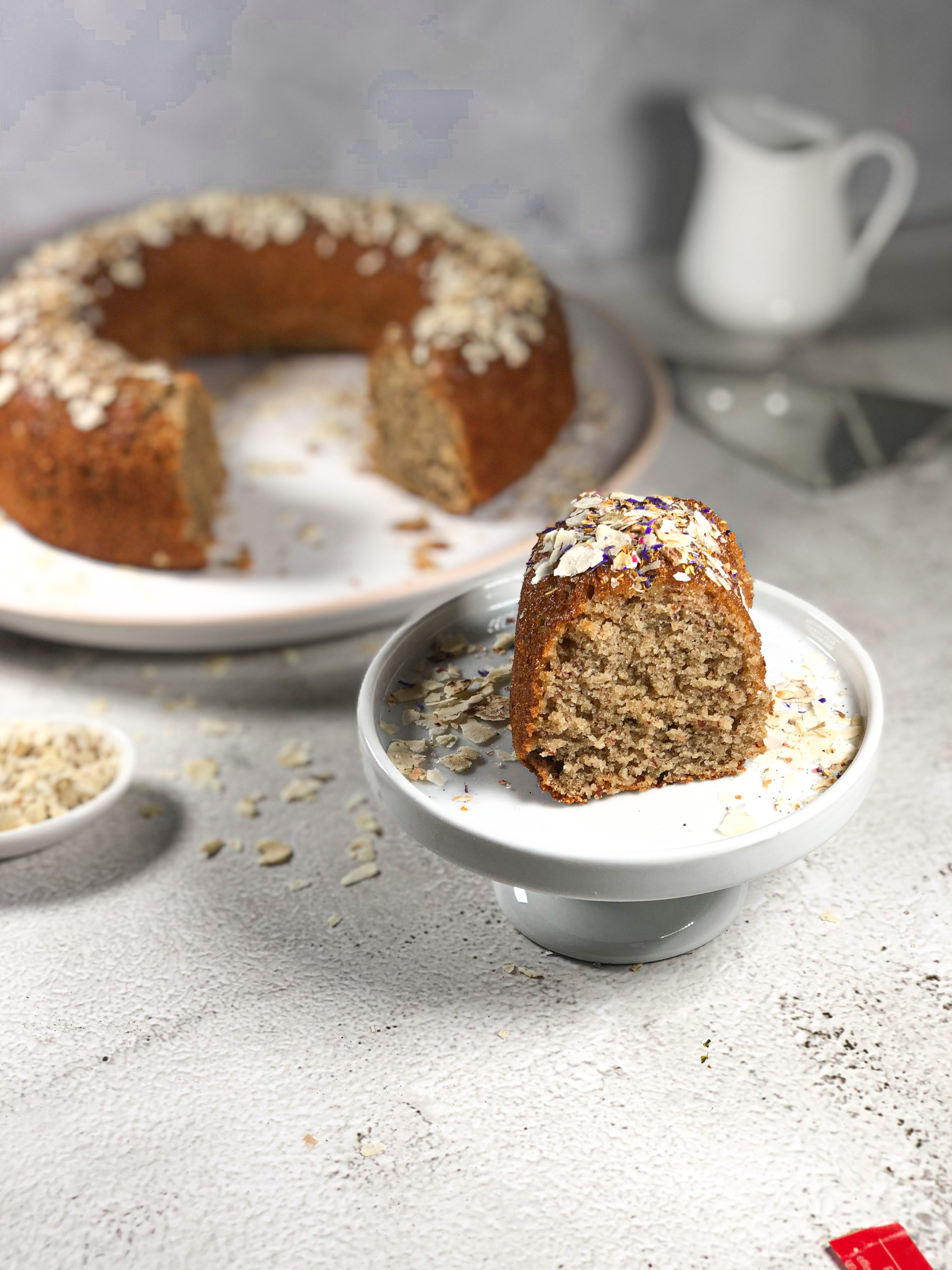 Gâteau à l'amande sans gluten